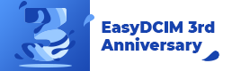Celebrating EasyDCIM 3rd Anniversary